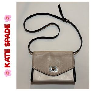 KATE SPADE Small Colorblocked Crossbody AUTHENTIC